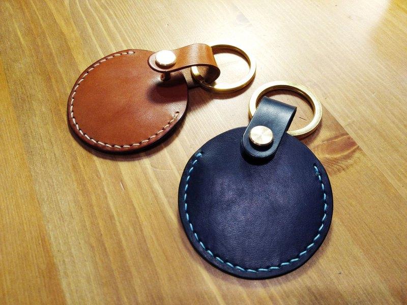 藝創小間 | 植鞣革 gogoro 鑰匙套 鑰匙圈