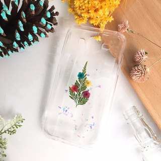 A tree for you:: pressed flower phone case