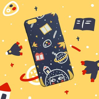 Small universe phone case