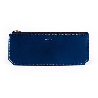 [Buttero]|Skinny Pencil Case|Zipper Pen Pouch