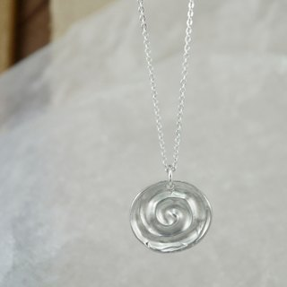 Women's Department - Water ripple Phantom II - ripples necklace handmade jewelry