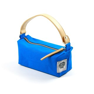 Mini Lunch Bag || Blue