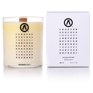 ABOVTIME scented candle MORNING CALL