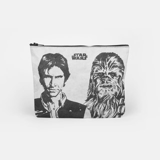 STAR WARS genuine license - TYVEK carry-on package FALCON