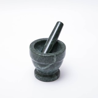 Marble crucible / spice grinder / masher