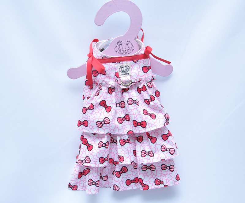 Among_dog harness_cake dress