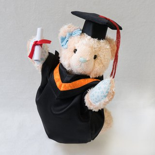 Graduation Bear Variety Strap Cap Color Customized Cats & Good Men