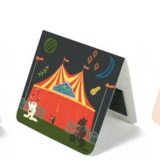 & Cabinet Magnet Bookmark - Circus City