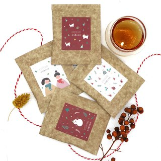 KerKerland-Natural Farming Tieguanyin Tea Bag - Christmas Series