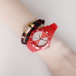 【PICONO】POP Circus Sport Watch - Lucky Fish(Red) / BA-PP-10