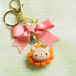 Sweet Dream ++ winter sun + small lion macarons / bag ornaments / birthday present