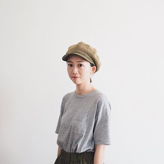 Newsboy Cap (green)