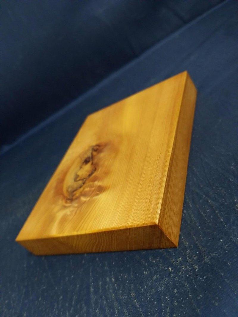 台灣檜木 木材 台座