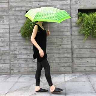 [Taiwan's Wenchuang Rain's talk] Diamond anti-UV four-fold automatic umbrella