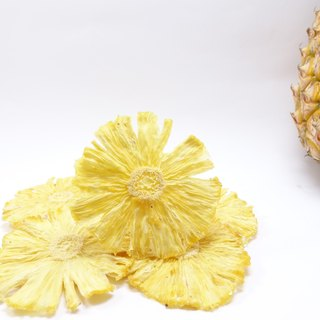Natural hand-baked pineapple dry 80g