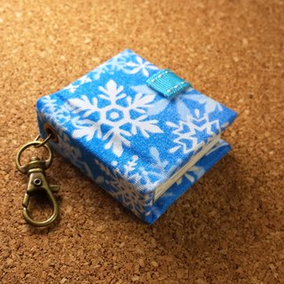 [Ice World] Miniature Phase Key Ring 5cmX4.3cm-Customized Small Objects