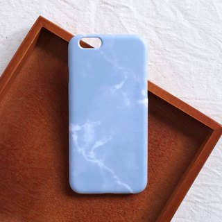Quiet Blue Mobile Shell Hard Case iPhone Android
