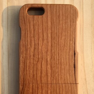 [TAB] wood texture phone case (simple series) / Wen Chuang / solid wood / wood / wood / hand made / laser engraving / iPhone case / small wedding