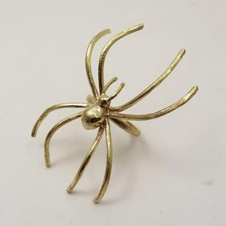 """Spider"" ring"