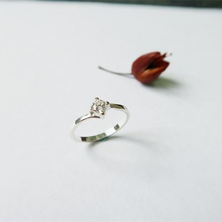 Marriage・Ring Twist Sterling Silver