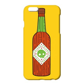 [IPhone Cases] Poison Sauce / yellow
