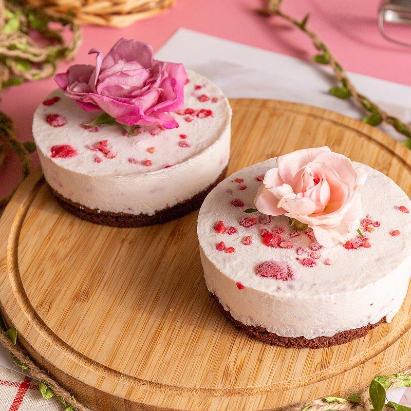 母親節指定蛋糕/心馨/生酮蛋糕/無糖無麩/鮮花蛋糕