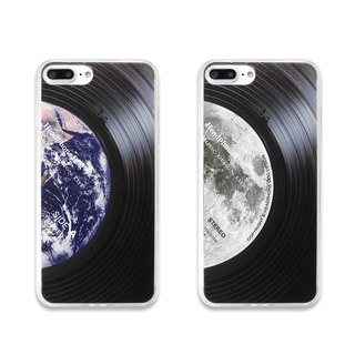 Planet x Vinyl iPhone Case iphone7/6/5/se