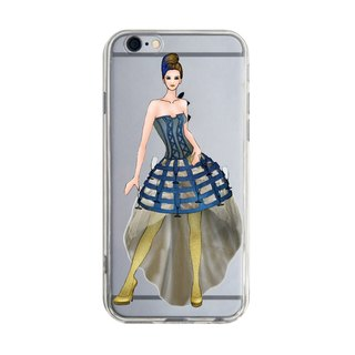 Tide girl - Samsung S5 S6 S7 note4 note5 iPhone 5 5s 6 6s 6 plus 7 7 plus ASUS HTC m9 Sony LG G4 G5 v10 phone shell mobile phone sets phone shell phone case