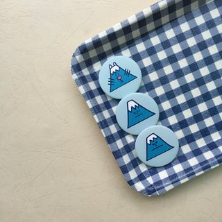Become Mount Fuji badge