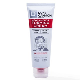 News Anchor Forming Cream Washed Hair Oil - Duke Cannon