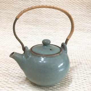 Xiaohong Cheng teacher handmade copper type the bamboo tea Kun 2016