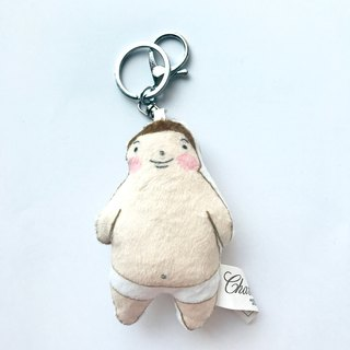 Fat Boy Lok Key chain M size