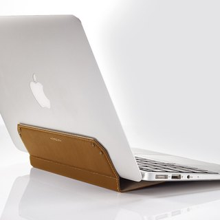 Easy cool / Macbook accompanying cooling pad - yellow plateau