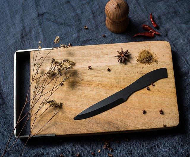 Ceramic Paring Knife Black Shop Little Things Better Life Knives Racks Pinkoi