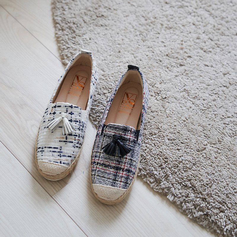 [Winter Special] Yangsen Life | Chanel Plaid Casual Shoes