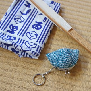 Ba-ba handmade Beads crochet mini-coinpurse  No.793