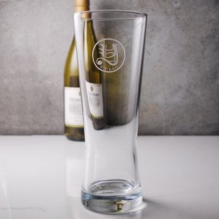 570cc [Crystal Beer King Beer Cup '(LOGO off the plate) PASABAHCE lead-free crystal engraved beer mug beer mug