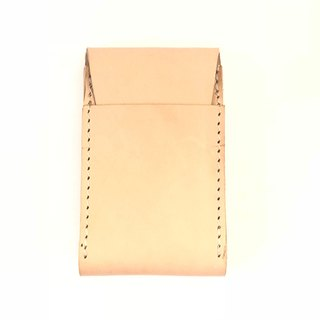 Italian imports saddle leather handmade 5ml 3 bottles double perfume bag