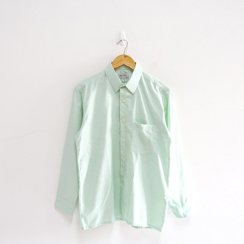 │Slowly│文青.Daily-old shirt │vintage.Retro.Literature
