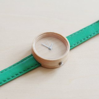 Wood Collection | Minimalist Handmade Watch Made of Wood – Tree
