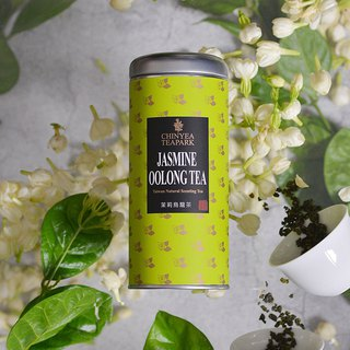 Jasmine Oolong Tea (75g/can) - Summer natural scented tea from Taiwan