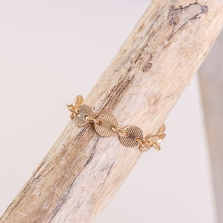 ITALY dainty ring in 14k gold filled