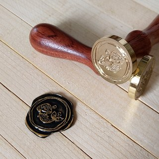 Mr.Bird Mushroom Fishtail Sealing Wax