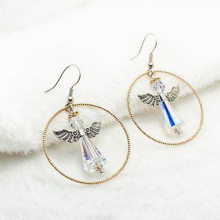 Angel Light Earrings (3 colors) Swarovski