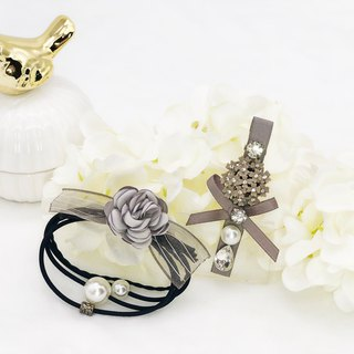 Romantic Hair Accessories Set