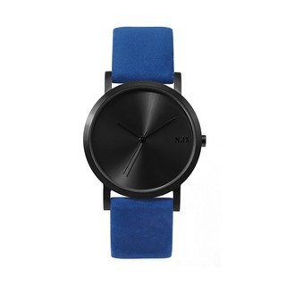 Minimal Watches : Metal Project Vol.02 - Titanium (Blue-Deer)