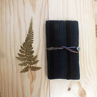 Natural Dyeing Plants Dyeing Wood Dyeing Handmade Woven Blue Dyeing Handmade Bookstore / Picture Book (Small)