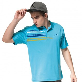 MIT moisture wicking POLO shirt (male)