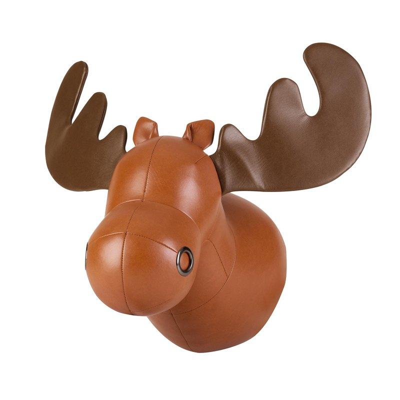 Zuny - Moose Rudo 麋鹿造型動物牆飾