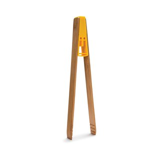 Monkey Business King Tong Kitchen Tongs - Yellow